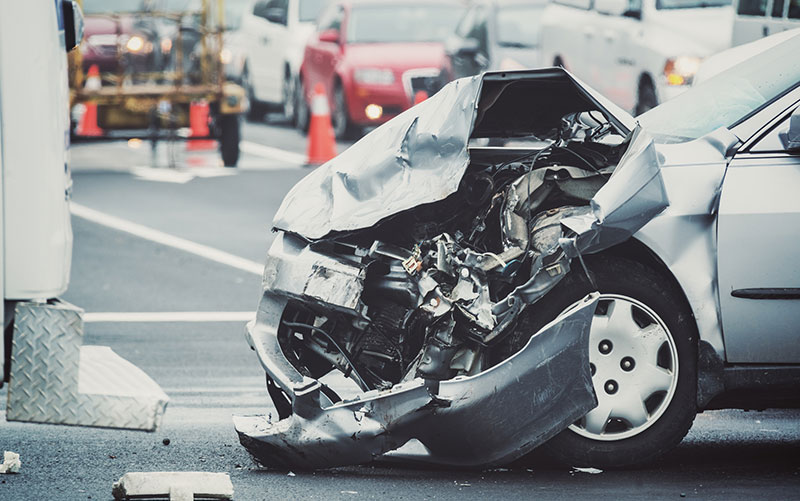 Auto accident - experienced auto accident lawyers - Milwaukee Wisconsin - Jacobson, Schrinsky & Houck